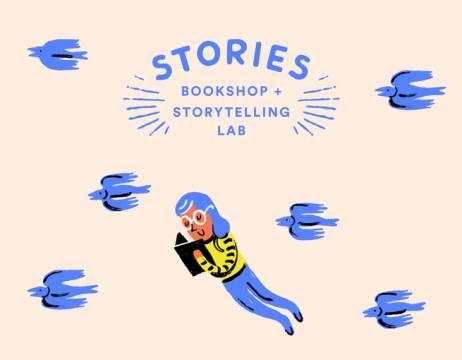 Stories: A Children's Bookshop + Storytelling Lab