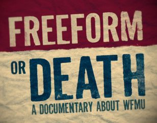 FREEFORM OR DEATH, a documentary about WFMU