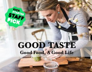 From Jane Green: Good Taste. Good Food, A Good Life.