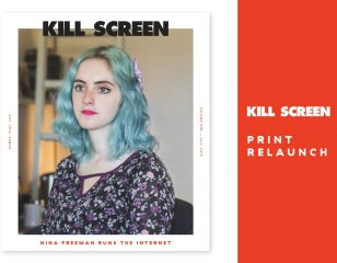 The New Kill Screen Magazine