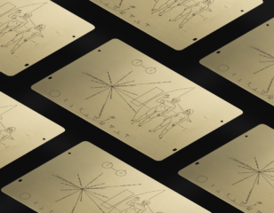 Pioneer Plaque: A Message from Earth