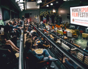 The Second Annual Women Sports Film Festival